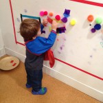 Play at the sticky wall