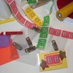 Making badges