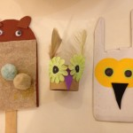 Making puppets and masks