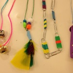 Crafting necklaces
