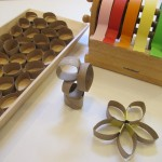 Crafting with tube slices