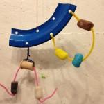 Making sculpture mobiles
