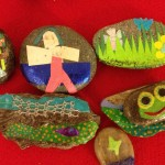 Storytelling with story stones