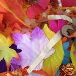 Thanksgiving garlands and place cards