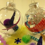 Fill-your-own holiday ornaments