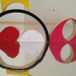 Play Shapes at the reflective table