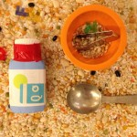 Rice and bean shakers