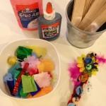 Craft stick creations