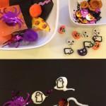 Glue collage
