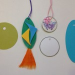 Crafting paper jewelry
