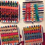 Weaving as sculpture