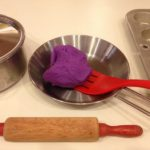 """Play dough """"cooking"""""""