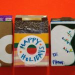 Upcycled gift boxes