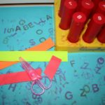 Letter stamping