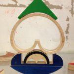 Play shape sculptures