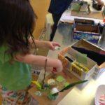 Building nature dioramas