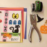 Spooky Halloween bookmaking