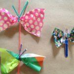 Crafting butterflies