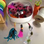 Crafted pet toys