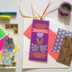 Laminated paper treasures