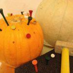 Pumpkins for hammering!