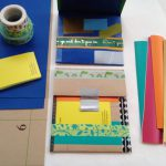 Making paper and tape pouches