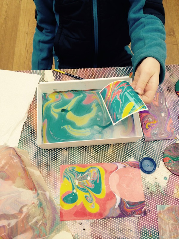 Art and Science for 8-10s: Section 1 (Winter 2020)