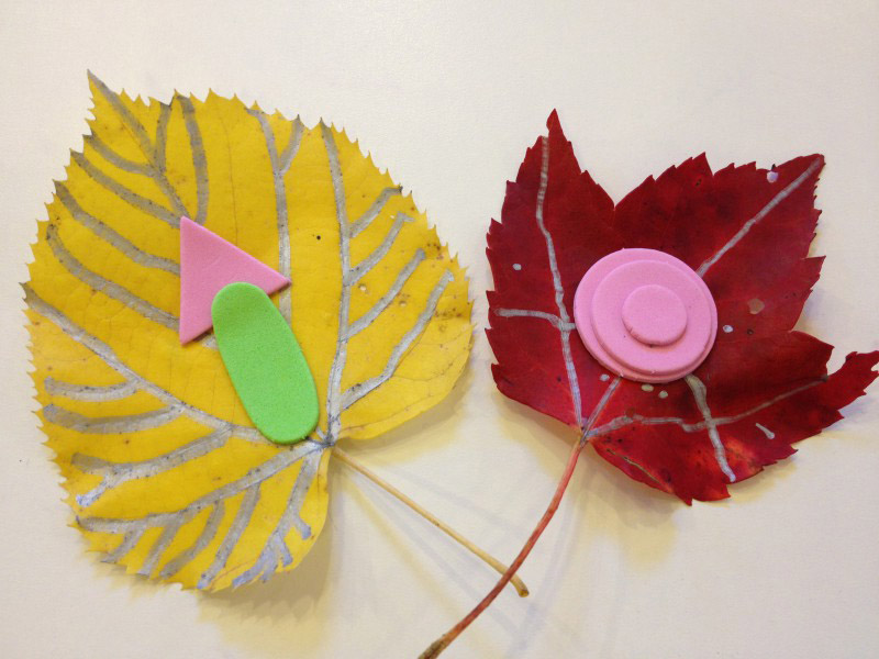 Art and Science for 5-7s: Section 1 (Spring 2020)