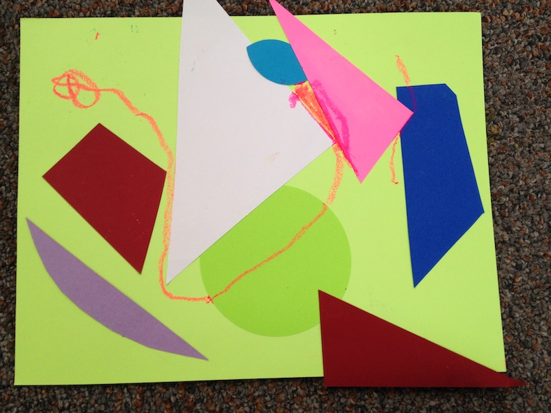 Art Exploration for 3-4s: Section 3 (Early Fall 2020)
