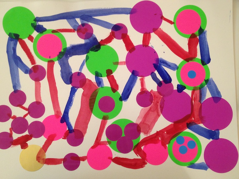 Art and Science for 4-5s: Section 1 (Early Fall 2020)