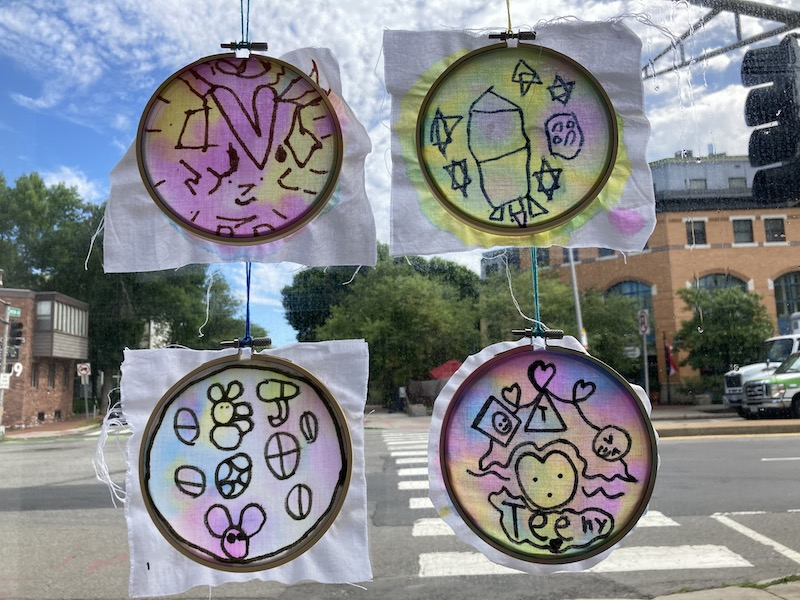 Fiber Arts for 6-8s: Section 1 (Early Fall 2020)