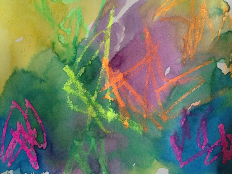 Art Exploration for 3-4s: Fridays at 10:00 (Early Winter 2021)